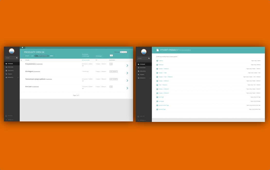 aplikacia pre obchodnikov screenshot