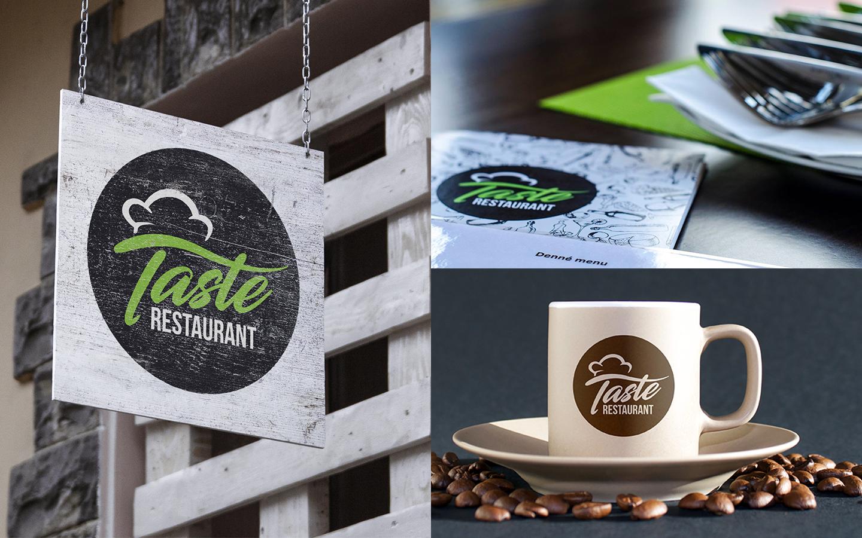 logo pre Taste restaurant